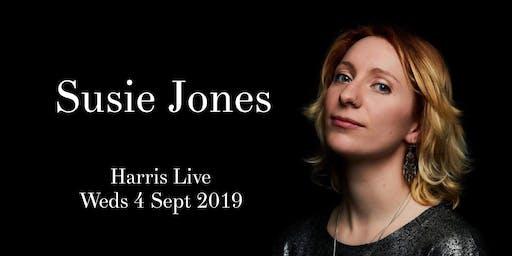 Susie Jones at Harris Live