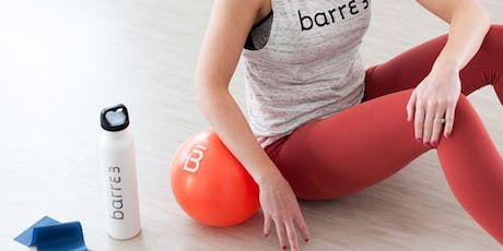 barre3 + athleta pop-up event tickets