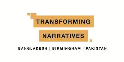 Transforming Narratives Artistic Open-Call Briefing