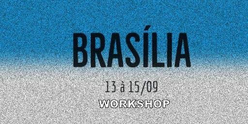 Workshop de Silhouette & Festas - BRASÍLIA