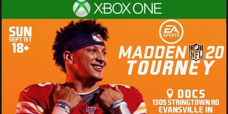 Madden20 Tournament  tickets