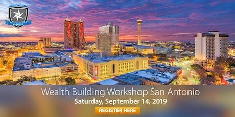 Wealth Building Workshop - San Antonio, TX tickets
