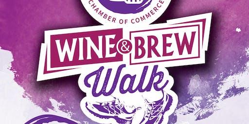 Wine & Brew Walk 2019