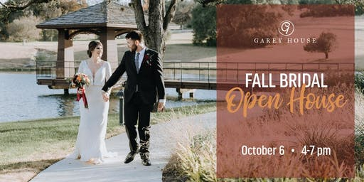 Fall Bridal Open House