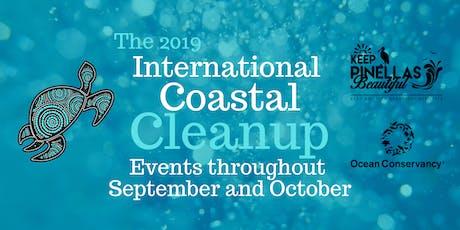 2019 International Coastal Cleanup - Sand Key Park tickets