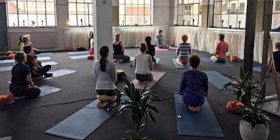 200 uur yoga docenten opleiding 26 dagen