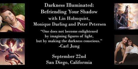 Darkness Illuminated: Befriending Your Shadow with Lin Holmquist tickets