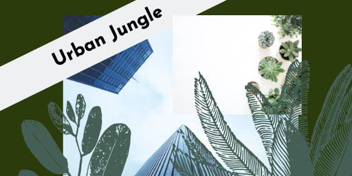 Urban Jungle Art Camp (Afternoon Only)