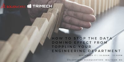 How To Stop The Data Domino Effect From Toppling Your Engineering Department