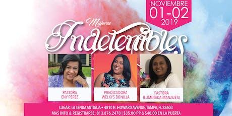 Congreso de Mujeres 2019 billets