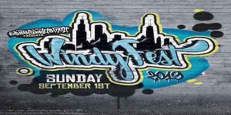 Windy Fest 2019 tickets