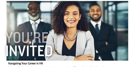 Navigating Your Career in HR tickets