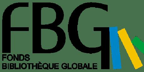 Webinaire gratuit - Découvrez le Fonds Bibliothèque Globale. tickets