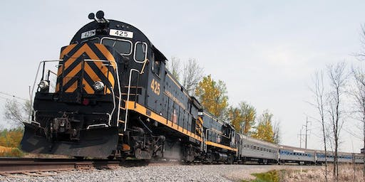 Oct. 5 Fall Foliage Express