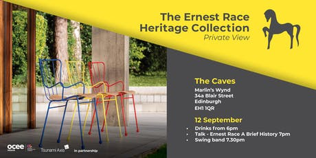 The Ernest Race Heritage Collection Private View tickets