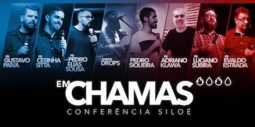 """Conferência      """"Em Chamas"""""""