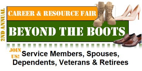 Beyond the Boots: Career & Resource Fair tickets
