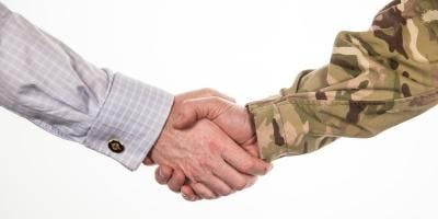 Armed Forces Friendly Business Breakfast