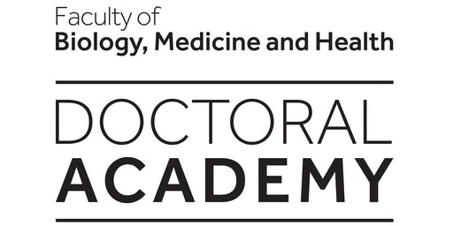 Doctoral Academy Welcome Induction 2019
