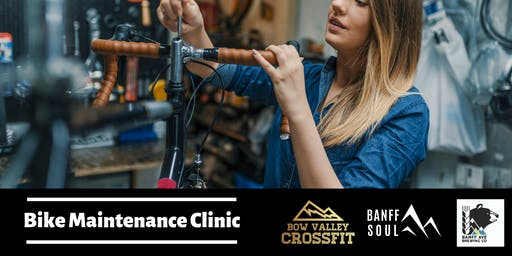 Bike Maintenance Clinic