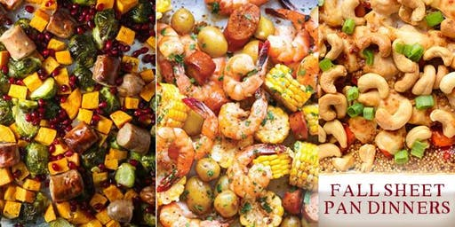 Sheet Pan Dinners: Fall Recipes