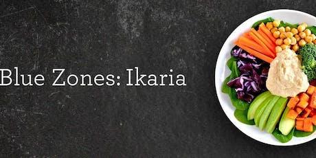 Ikaria Cooking and Longevity Workshop tickets