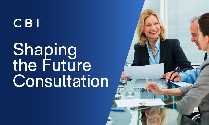 Shaping the Future Consultation on Ill-health Related Job Loss
