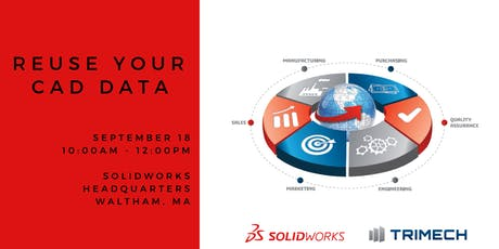 Reuse Your CAD Data! tickets