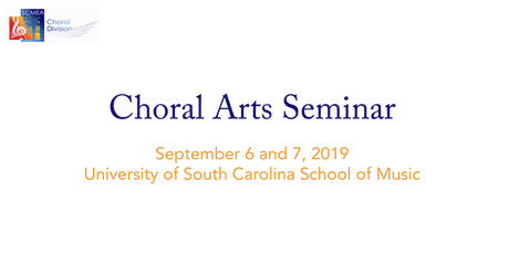 Choral Arts Seminar tickets