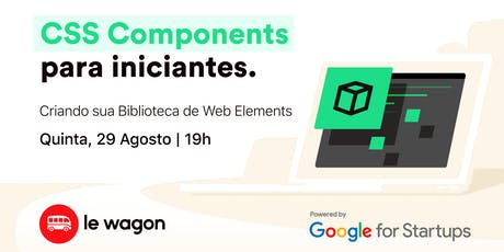 CSS Components para inciantes tickets