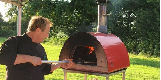 Pizza Time!  Cookery School (note 2 sittings available)