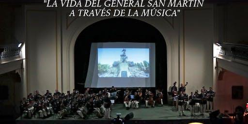 La vida del General San Martín a través de la música