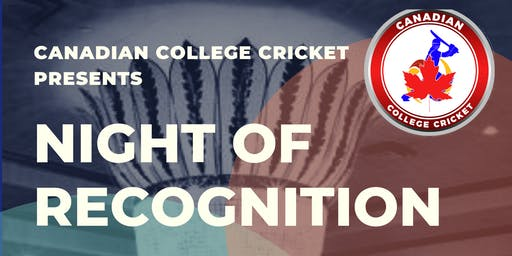 CCC's Night Of Recognition