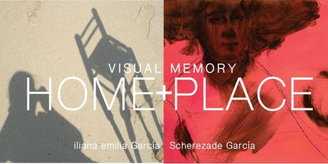 Visual Memory: Home + Place opening reception tickets