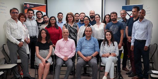 Professional IT Occupational Network (PITON) August 2019 meeting