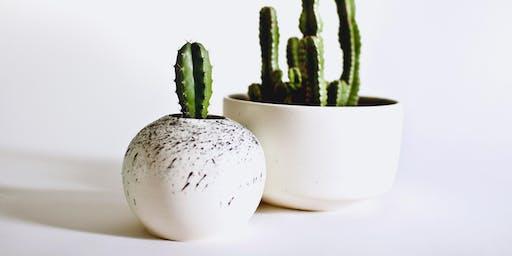 Ceramics 101: Planters!