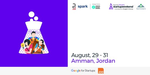 Startup Weekend Amman - Refugees & Entrepreneurs