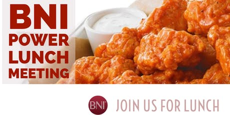 BNI Power Lunch Meeting: Join Us For Lunch  tickets