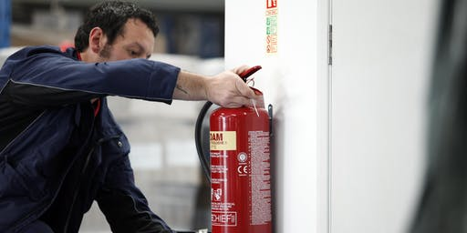 Four Day Fire Extinguisher 'New Technician' Course