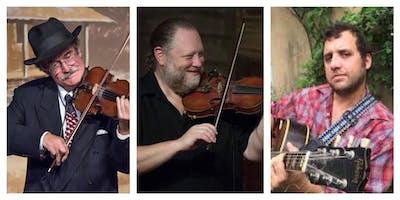 Swing Fiddle & Guitar Workshop!