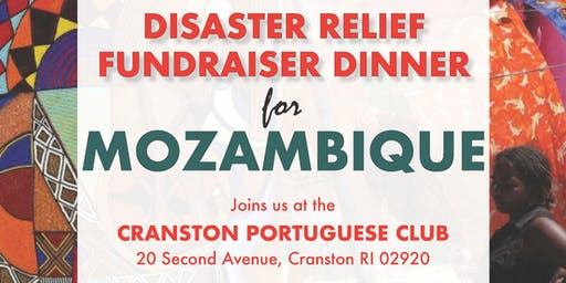 Mozambique Disaster Relief Fundraiser Dinner - RI Day of Portugal
