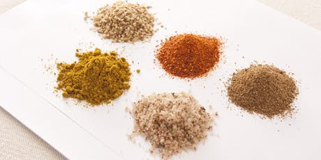 Cooking Essentials: The Spice Drawer tickets