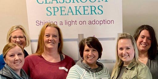 Volunteer Classroom Speakers Kick-Off Meeting
