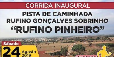 """Corrida inaugural Pista de Caminhada """"Rufino Sobrinho"""""""