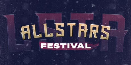 Allstars Festival 2019 Tickets