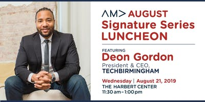 AMA Birmingham Signature Series Luncheon: August 2019