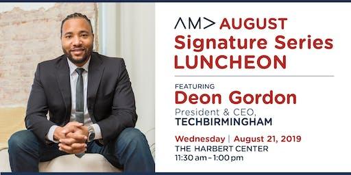 AMA Birmingham Signature Series Luncheon: August 2019