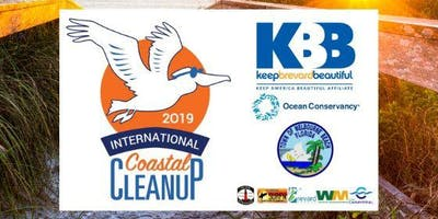 2019 International Coastal Cleanup - Ocean Park