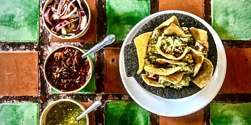 Secret Food Tours Mexico City