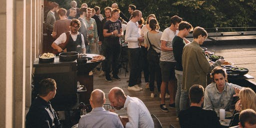 Fosbury & Sons Afterwork Apéro - BBQ Edition - Friday 30.08